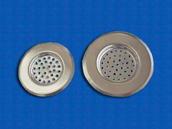 Stainless Steel Wash Basin Sink Strainers Ss Sieves From